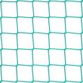 Siatka ochraniająca - wiele funkcji Siatka ochronna polipropylenowa to rozwiązanie powszechnie stosowane w przypadku sportu jak również w przemyśle czy też w zastosowaniach domowych. Siatka tego typu doskonale nadaje się do wykonywania zabezpieczeń takich jak piłkochwyty, jak również inne elementy ochronne na Twoim obiekcie sportowym. Solidność gwarantowana. Siatka z oczkami 10x10cm wyłapie większość dużych i średnich piłek, a 5mm grubości to gwarancja solidności.
